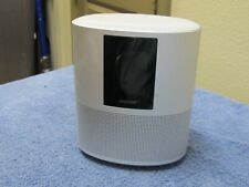 Bose Home Speaker 500 - Bluetooth, / Alexa, color is Silver