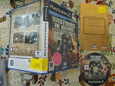 BROTHERS IN ARMS ROAD TO HILL 30 PS2 - QUASI NUOVO!!! - RARISSIMO!!!