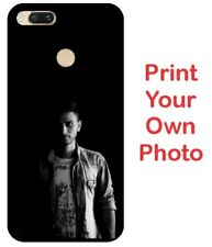 For Xiaomi Mi A1 Hard Matte Back Cover Print Your Own Custom Case