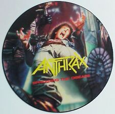 Anthrax-spreading the disease-Picture-LP-VINILE