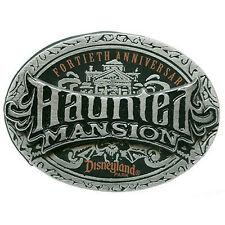 Disneyland 40Th Haunted Mansion Event Logo Pin