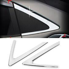 Chrome C Pillar Molding Cover Garnish B918 For HYUNDAI 11-17 Accent Verna Sedan
