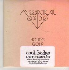 (CN463) Mechanical Bride, Young Gold - 2011 DJ CD