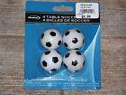 New 4X 36mm SOCCER TABLE football FOOSBALL BALLS Wholesale lot of 4 USA