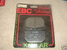 New EBC Brake Pad: FA 78 (Rear)