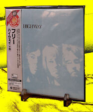 Free , Highway  ( CD_Paper Sleeve_Japan )
