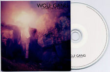 WOLF GANG Lions In Cages 2010 UK 1-track promo CD