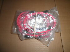 """LOT 18X ASUS 14G000127073 18"""" Right Angle and Straight End SATA Cables (9 Sets)"""