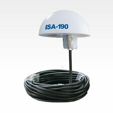 Maritime Isatphone Omni Active Antenna &10M cable for Pro Docking Station / GPS