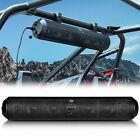 Best Utv Speakers - UTV Sound Bar Speaker Audio System Waterproof For Review