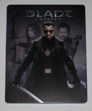 Blade Trinity Blu Ray Steelbook Media Markt German Germany Limited Exclusive