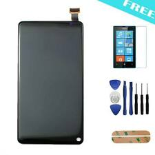For Nokia N9 LCD Display Assembly Touch Screen Digitizer Replacement Black +Tool