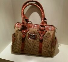 Unbranded Croc Print Synthetic Outer Handbags