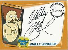 "Family Guy - A12 Wally Wingert as ""Barnaby"" Autograph Card"