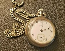 Elgin Pocket Watches with 7 Jewels for sale | eBay