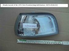Honda Accord, 4/5dr. 1991 New Possition lamp left front no. 34350-SM4-G02
