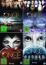Once Upon a Time - Es war einmal - Komplette 1 + 2 + 3 + 4 Staffel   | DVD | 018