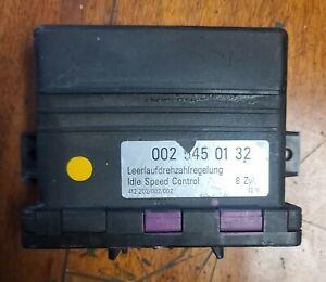 Mercedes R107 380SL W126 380SE Idle Control Unit 0025450132 80-83 8 pins