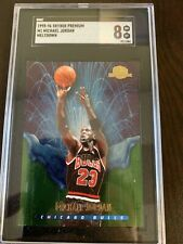 1995-96 MICHAEL JORDAN Skybox Premium Meltdown  #M1 SGC 8 NM-MT Chicago Bulls
