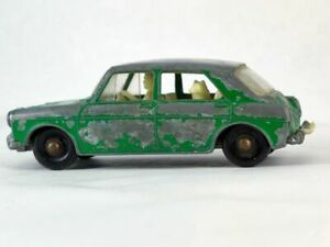 MG 1100 ~ Matchbox Lesney ~ 64 B ~ Made in England in 1966