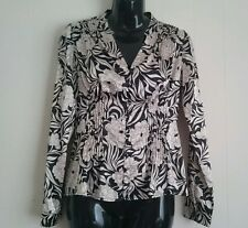 Ladies Size 8 Silky Feel Diana Ferrari Top