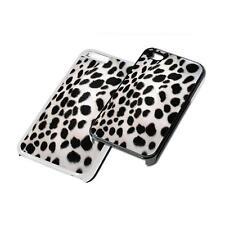 Animal Estampado Dálmata teléfono funda para iPhone 4 5 6 Ipod Ipad Galaxy S5 S6