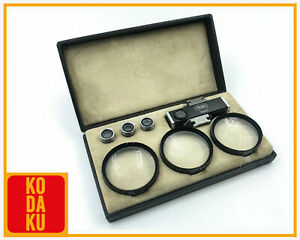 Zeiss Ikon Contameter 1343 CLOSE-UP Set for CONTAX I & II & III