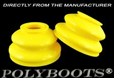 2x Polyboots Polyurethane Track Rod End Dust Boots 18x47x30 mm Ball Joint Rubber