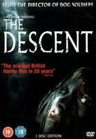 The Descent (DVD / Neil Marshall 2005)