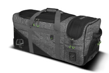Planet Eclipse Gx2 Classic Rolling Paintball Gear Bag Luggage Grit Grey New