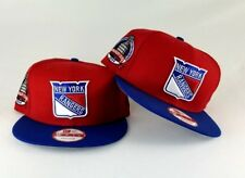 New Era New York Rangers 1994 Stanley Cup Patch 9Fifty Snapback Red / Royal Blue