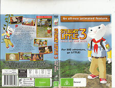 Stuart Little:3:Call The Wild-2005-Animated-Movie-DVD