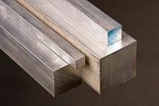 Aluminum Square Bar 6061 T6 200 X 200 X 12 2 Pcs Cut 6in