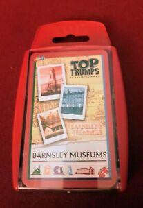 Barnsley Museums top trumps RARE