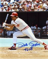 Pete Rose Autographed Signed 8x10 Photo ( Reds ) REPRINT ,