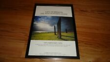VAN MORRISON the philosophers stone-framed advert