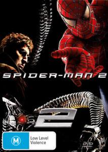 SPIDER-MAN 2 (2004) [NEW DVD]