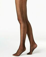 I.n.c. Women's Jacquard-Print Tights Black XS/S Free Shipping NEW With Tags