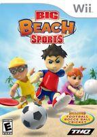 Big Beach Sports - Nintendo  Wii Game