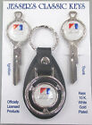 AMC JAVELIN Deluxe Classic Key Set American Motors Corp 1970 1971 1972 1973 1974  for sale
