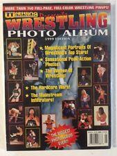 1999 Pro Wrestling Illustrated PWI Presents Photo Album Divas nWo WCW WWE WWF