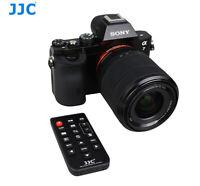 JJC RM-DSLR2 Remote Control replaces Sony RMT-DSLR2 A6500 A6400 A6300 A6000 a7II