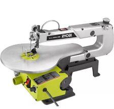 Corded Scroll Saw Cutting Machine Motor Blade Power Tool Equipment Tilting Wood