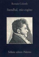 Stendhal, mio cuginocolomb romainselleriomemoriascaraffia illustrato c nuovo