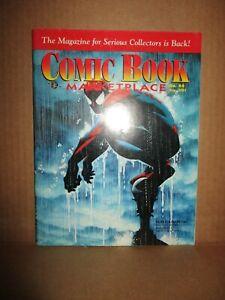 Comic Book Marketplace 84 Spider-Man! Ditko, Romita, Morrow, Brainiac, Frazetta