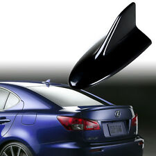 Lexus IS-F STYLE SHARK FIN Aerial Dummy Antenna for Universal Model Black ABS
