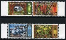 Falkland 2015 Flora Fauna IV Vögel Pflanzen Blüten Birds Plants Blossoms ** MNH