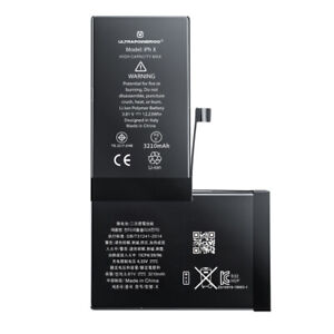 ultrapower100® REPLACEMENT BATTERY for APPLE iPhone X HIGH CAPACITY MAX