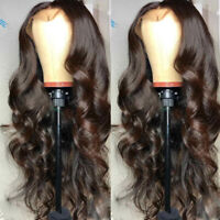 Sofy Loose Wavy Lace Front Wigs Indian Remy Human Hair Full Lace Wig Black Women