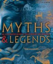 Myths and Legends : Stories Gods Heroes Monsters by Dorling Kindersley...